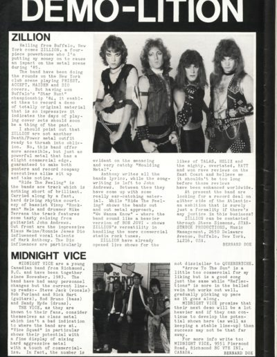 01 Article - Metal Forces No.9 (1984)