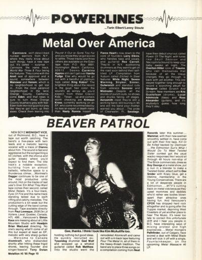03 Article - Metallion Vol.1 No.5 (1985)
