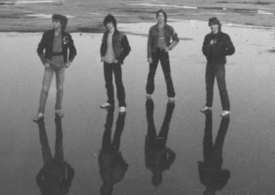 1983 Band Rod_Sandy_Rick_Rob