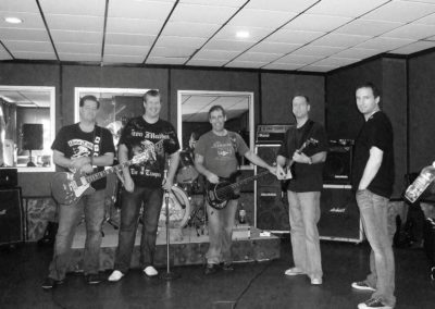 2011 Band Rob_Kelso_Menace_Rick_Cook